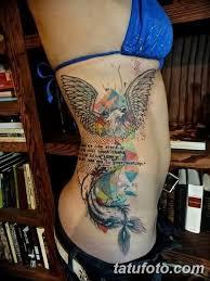 фото тату феникс для девушек 18072019 027 Tattoo Phoenix For