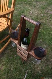 diy outdoor wine caddy plans free plans rogueengineer com outdoorwinecaddy outdoordiyplans