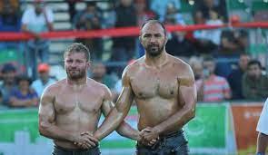 Gökbel'de başpehlivan Ali Gürbüz oldu - Futbol Spor Haberleri
