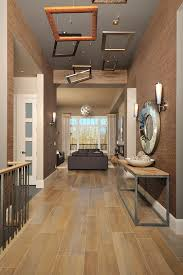 i absolutley love the suspended frames lately i have been really interested in hallway definition such as painting a vibrant color
