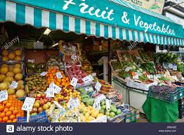 Fruit And Vegetable Shop Window High Resolution Stock Photography and  Images - Alamy