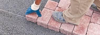paver base for concrete porcelain pavers