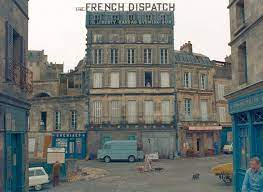 Where was 'The French Dispatch' filmed ...