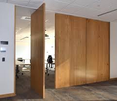 Wood Room Dividers Modern Nyc Panel Divider Door Dividers