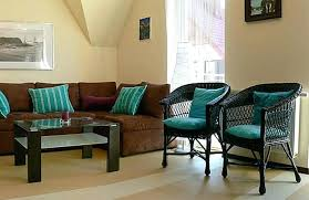 brown and turquoise living room. brown and turquoise bedroom living room decorating ideas . w