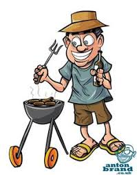 Image result for fishing bbq clipart