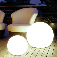 glowing night light new cute glowing ball color changing