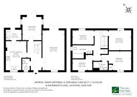 unique 4 bedroom house floor plans uk houses