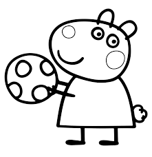 Top 10 Peppa Pig Coloring Pages Of 2017 You Haven't Seen Anywhere