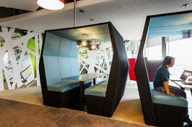 google office pictures california. And How About These \u201cdesks\u201d They Have In Their Offices Here California? The Feel Of This Room Is Very Futuristic, Modern Comfortable. Google Office Pictures California