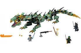 Rồng Xanh Huyền Thoại Lego