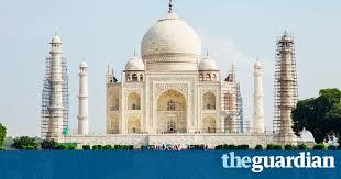 Construction du Taj Mahal - Les monuments du, monde