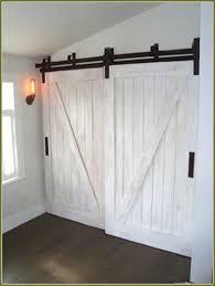 barn sliding closet bypass doors track hardware ideas fascinating closet bypass doors ideas
