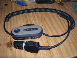 convert belkin fm transmitter from battery power to car power 8 steps
