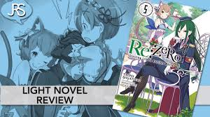 lightnovel bookreview lightnovelreview