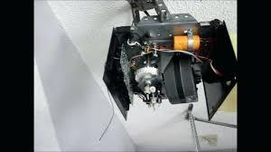 garage doors singular chamberlain door opener