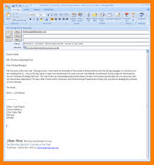 9+ resume email sample | letter of apeal
