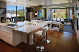 Kitchen Family Room Layout Prepossessing Kitchen Family Room Floor Plans Creative Fresh At