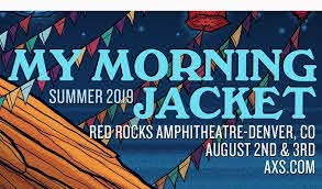 my morning jacket additional offers