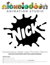 nickelodeon on twitter our nickanimation has a ton of nickelodeon pumpkin stencils s t co fp9yudm3c7