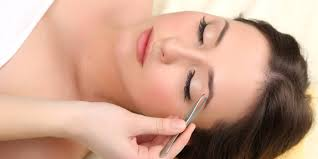 eyebrow tweezing. eyebrow r us offers numerous types of shaping services in apple valley. from traditional tweezing techniques to trimming and threading, k