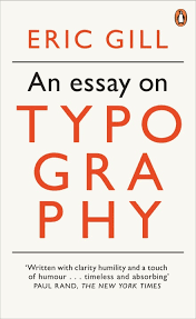 essay on an essay on typography