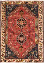 5 5 x 7 4 ghashghaei persian rug