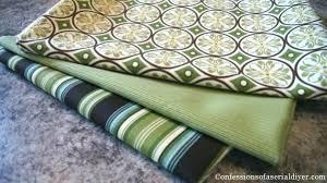 E  Patio Furniture Cushion Slipcovers For