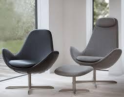theca ghost modern armchair
