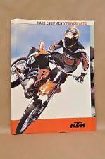 2018 ktm powerparts catalogue. simple powerparts 2003 ktm racing hard equipment apparel accessories power parts catalog book for 2018 ktm powerparts catalogue 1