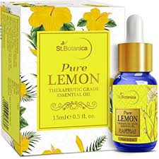 Buy StBotanica <b>Pure Lemon Essential Oil</b>, 15ml Online at Low ...