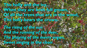 The Holly and the Ivy (Gardner) 16x9 - YouTube