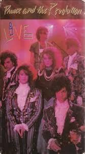 <b>Prince</b> and the <b>Revolution</b>: Live - Wikipedia