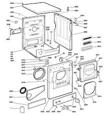 Labeled ge dryer wiring diagram online