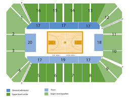 Seating Chart Of Cameron Indoor Stadium Cameron Indoor Stadium Seating Chart Cheap Tickets Asap
