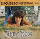 Bildergebnis f?r Album Mary Roos Nur Die Liebe L?sst Uns Leben