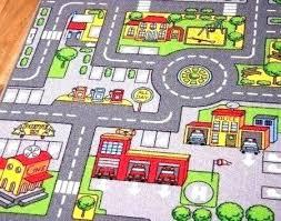 childrens play mats rugs play mat rug play mat children s village town city roads rug