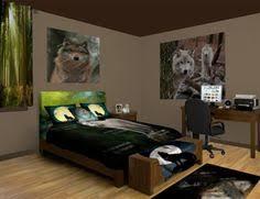Good Wolf Bedroom Decor 15