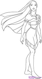 Small Picture Pocahontas Coloring Pages GetColoringPagescom