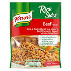 beef flavored rice