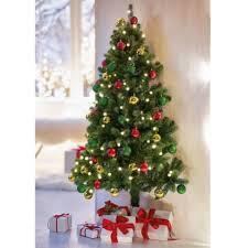 Weihnachtskugel Set 48 Tlg Rotgoldgrün Klassisch Kunststoff Ca D6 Cm Je Kugel
