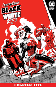 Riley Rossmo – DC Comics Digital First
