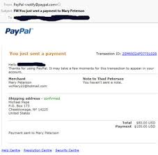Notification Net - Help Security To Payment Malware Paypal Fake Leads