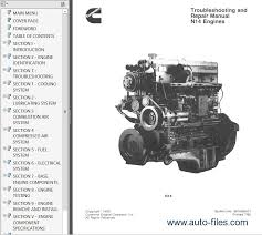 cummins n14 engines shop troubleshooting 1991 1992 repair manuals cummins n14 engines shop troubleshooting repair manual 1991 1992 pdf