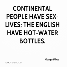 George Mikes Sex Quotes | QuoteHD via Relatably.com