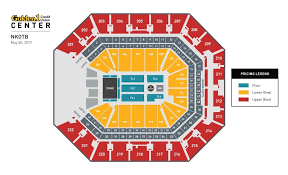 Golden 1 Stage Seating Chart Golden 1 Center Detailed Seating Chart Seating Chart