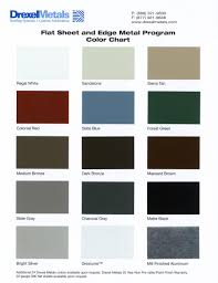 Catalogs Drexel Metals