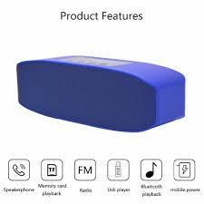Yezz Epic T7FD Bluetooth Speaker ...