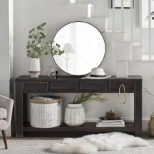 Black Console Sofa Tables Styles for your home Joss Main