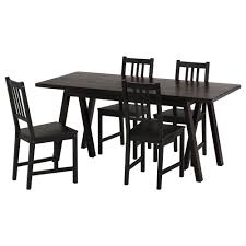 ikea stefan ryggestad grebbestad table and 4 chairs